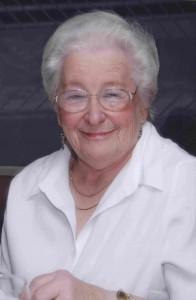 Bella Mary Edith Lourie - Nee Muir
